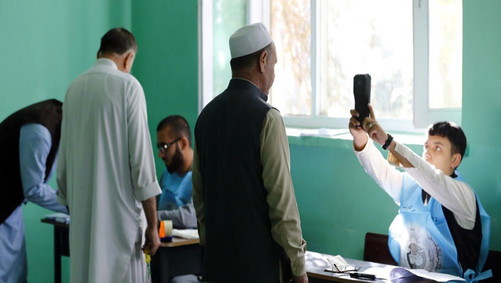 Guterres welcomes conduct of Afghan elections, commends 'all who braved security concerns to uphold their right to vote'
