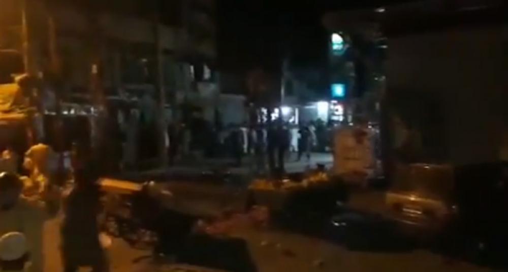 Pakistan: 25 hurt in Rawalpindi blast, 3 arrested