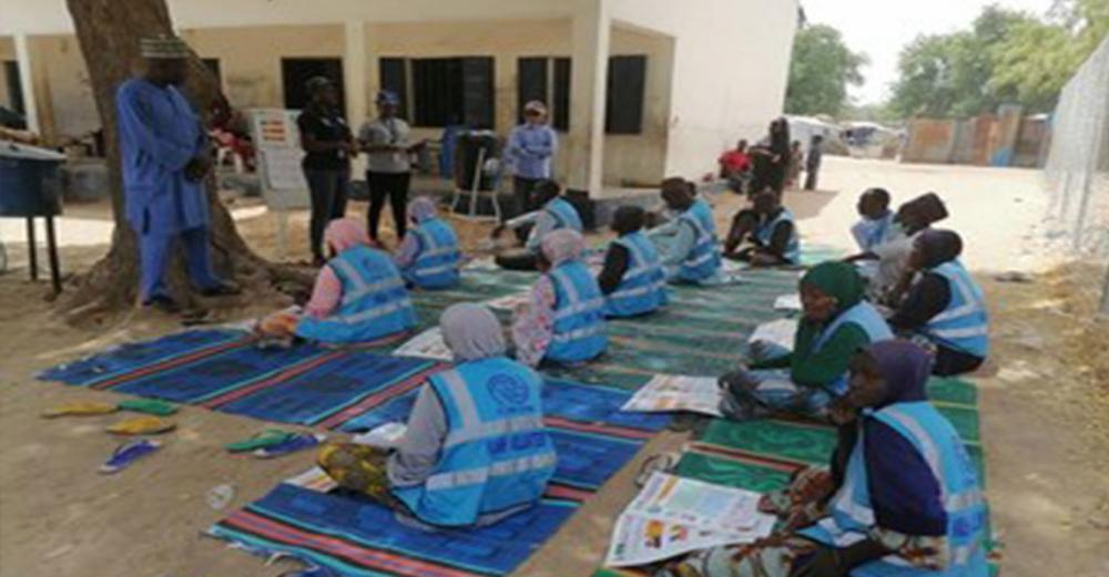 UN prepares for potentially devastating COVID-19 outbreak in conflict-ravaged northeast Nigeria