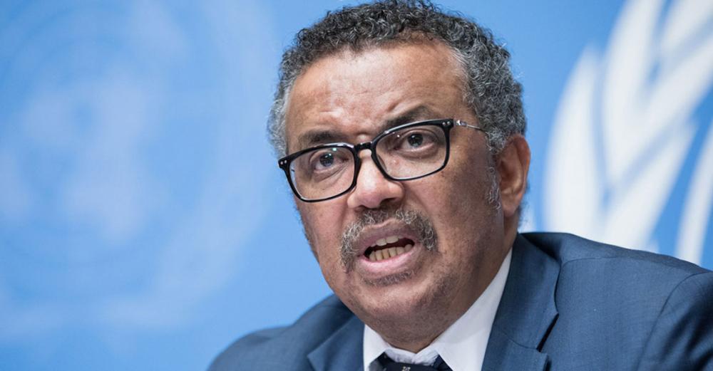 No need to politicize COVID-19: UN health agency chief
