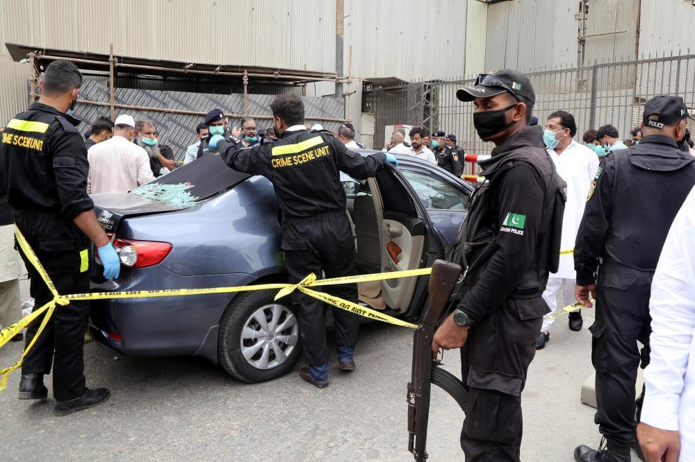 Senior Baloch leader warns Karachi stock exchange attack is a warning to Pakistan, China to quit Balochistan