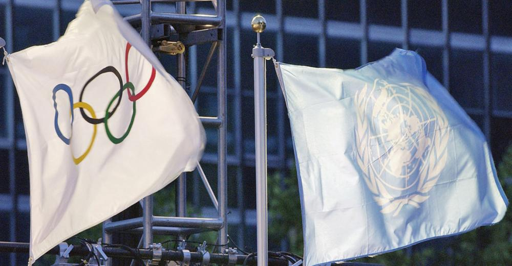 COVID-19: UN health agency advice informs decision to delay Olympic Games for first time since 1944