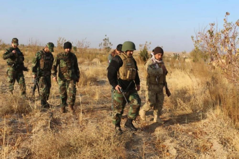 Afghanistan: Dozens of Taliban militants killed, injured during ANDSF operation