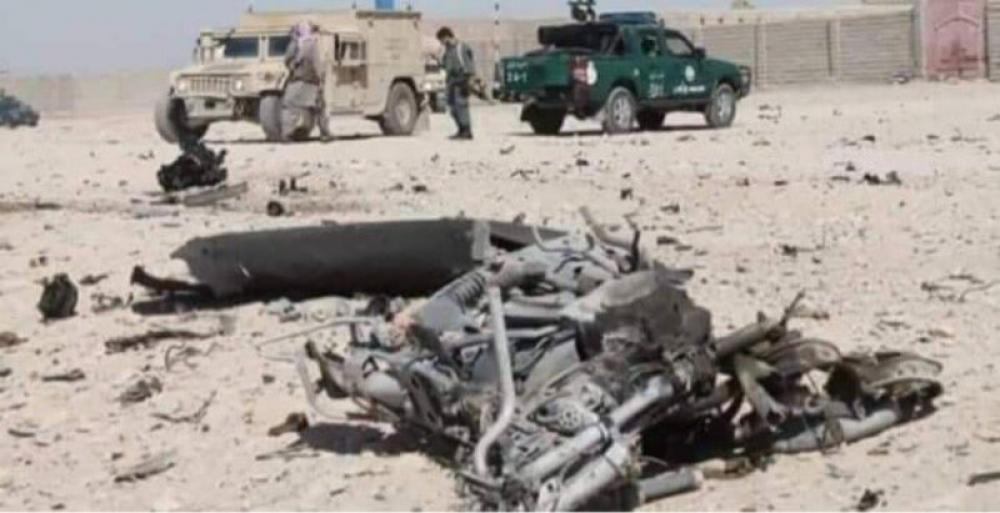 Suicide attack kills 3 policemen, injures 18 others in Afghanistan