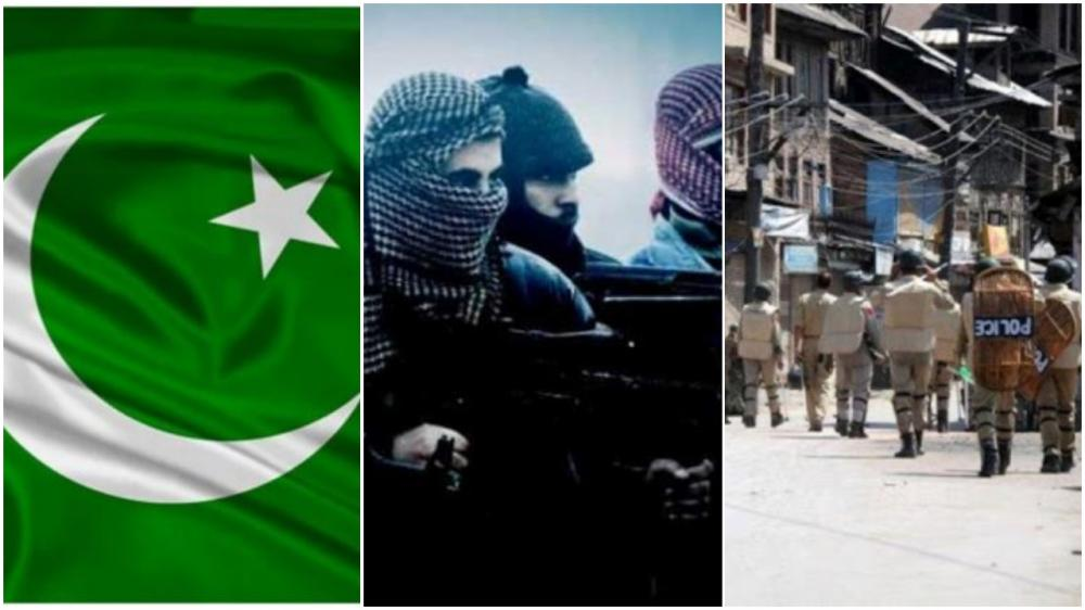 Pakistan reactivates Taliban terror to launch attacks in India's Kashmir: Reports