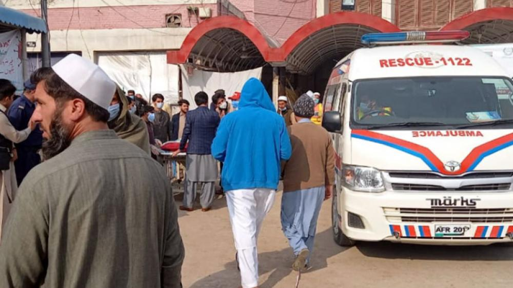 Pakistan hospital suspends seven officials after six die due to oxygen supply shortage