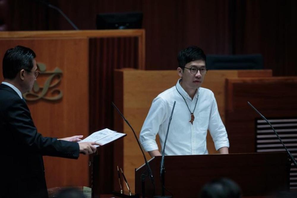Hong Kong seek arrest of six fleeing pro-democracy activists