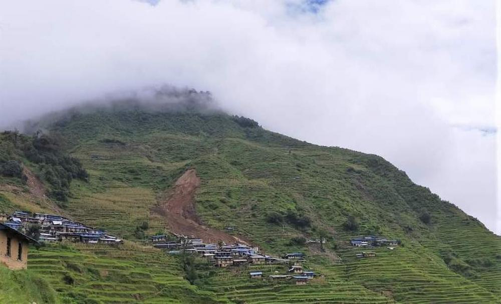 16 killed, 40 missing as landslide hits Nepal