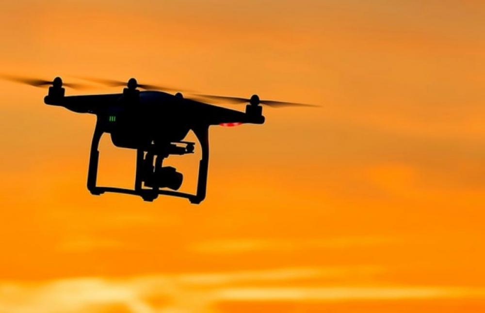 Saudi-led coalition says intercepts bomb-laden Houthi drone