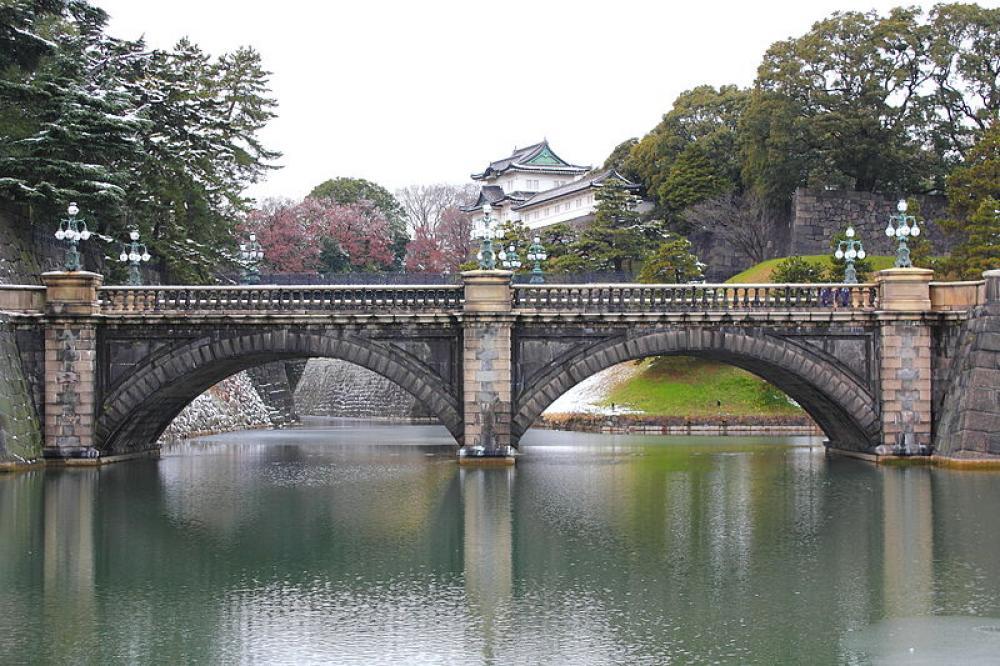 Trespasser sneaks in Japanese Imperial Family