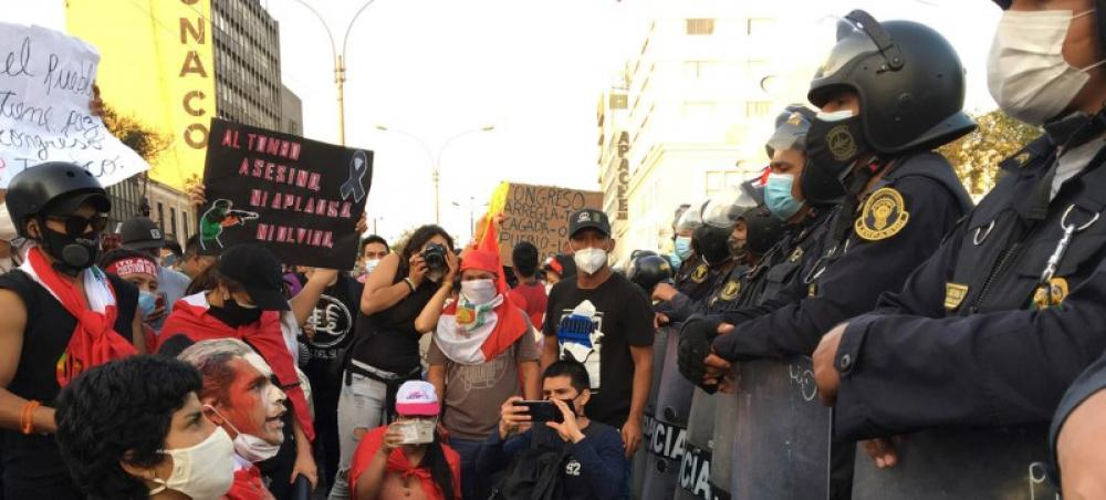 Peru: UN rights office decries excessive use of force in November protests