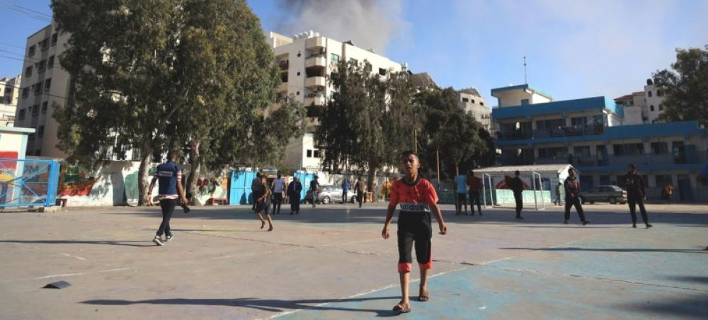 Ceasefire needed now, to stave off disaster in Gaza: UNICEF chief
