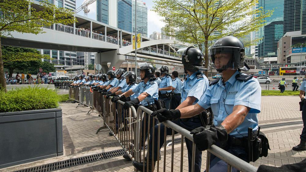 Apple Daily raid chilled media industry: Hong Kong journalist