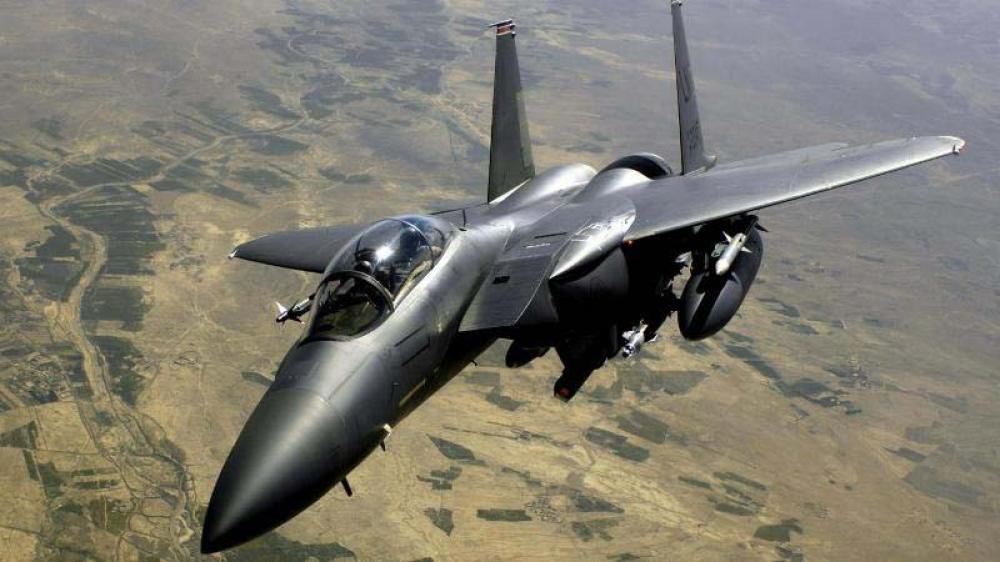 Afghanistan: US air strike hits Taliban fighting positions in Kandahar