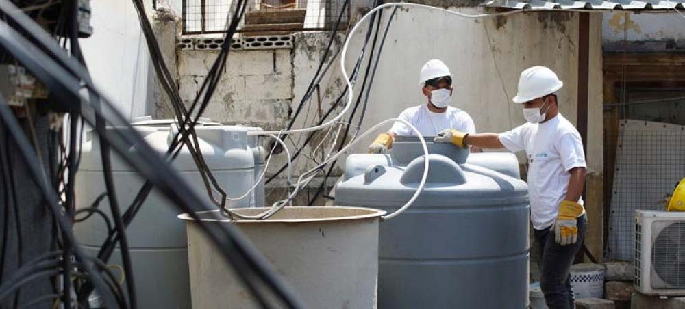 Lebanon: Public water system on the verge of collapse, UNICEF warns