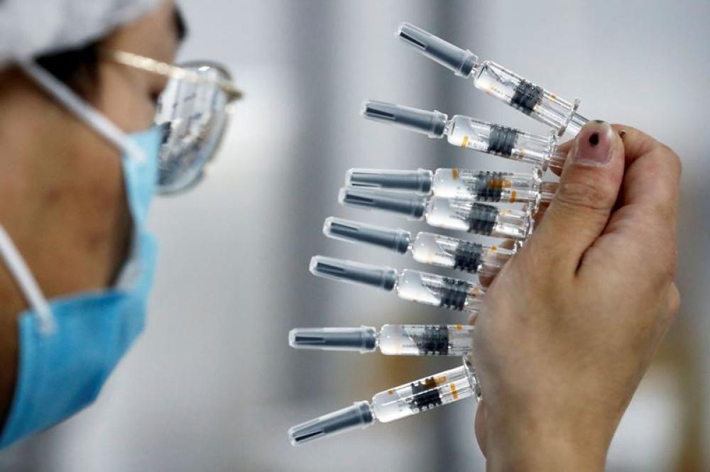 South Korean diplomats avoiding Chinese vaccines