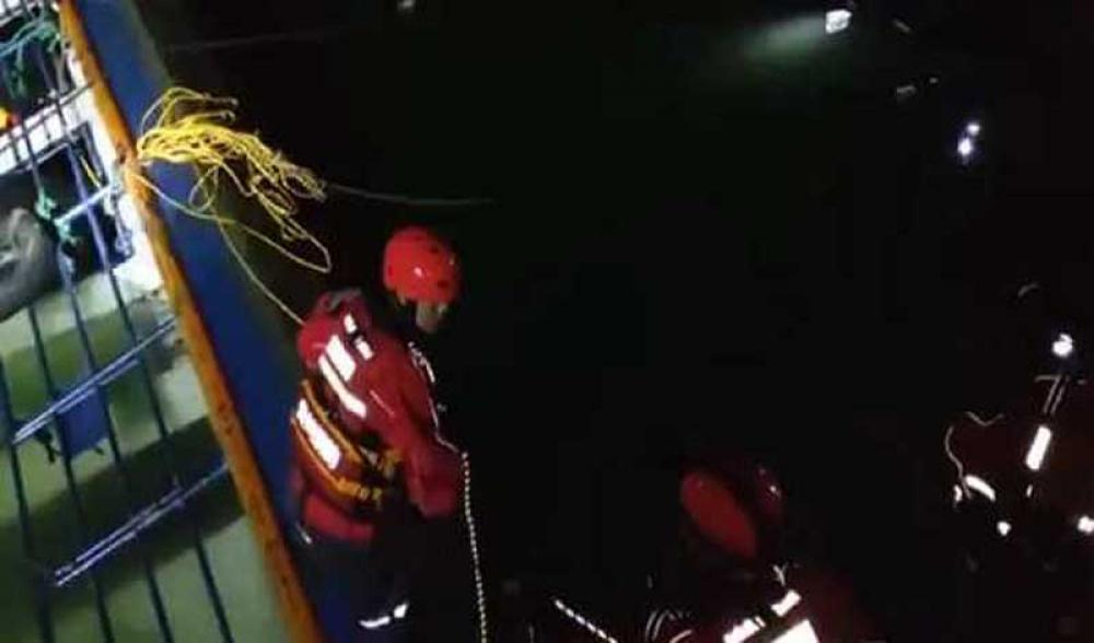 China: Eight killed, 7 missing after passenger ship overturns in Guizhou