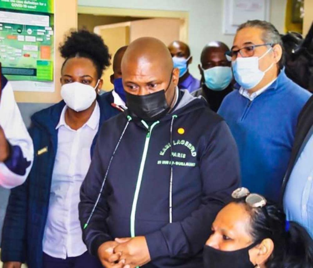 South Africa: Mayor of Johannesburg Jolidee Matongo killed in car accident