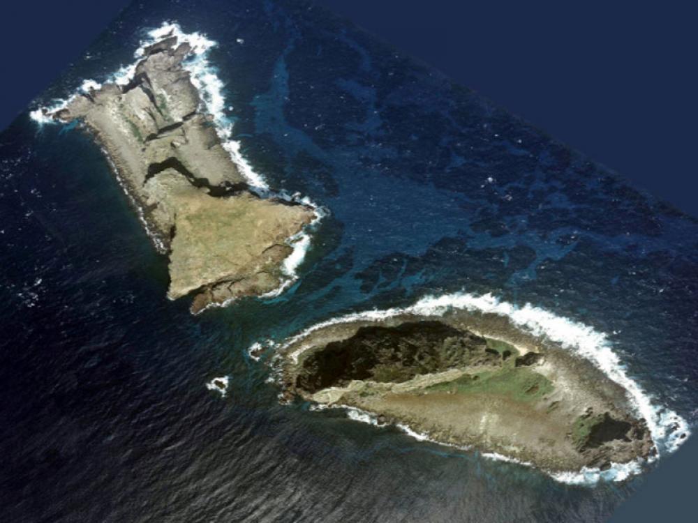 Senkaku Islands: Four Chinese vessels enter Japan