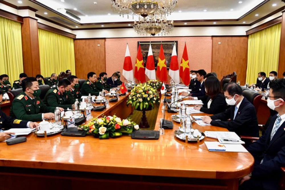 Japan, Vietnam sign defence transfer deal amid rising concern over China