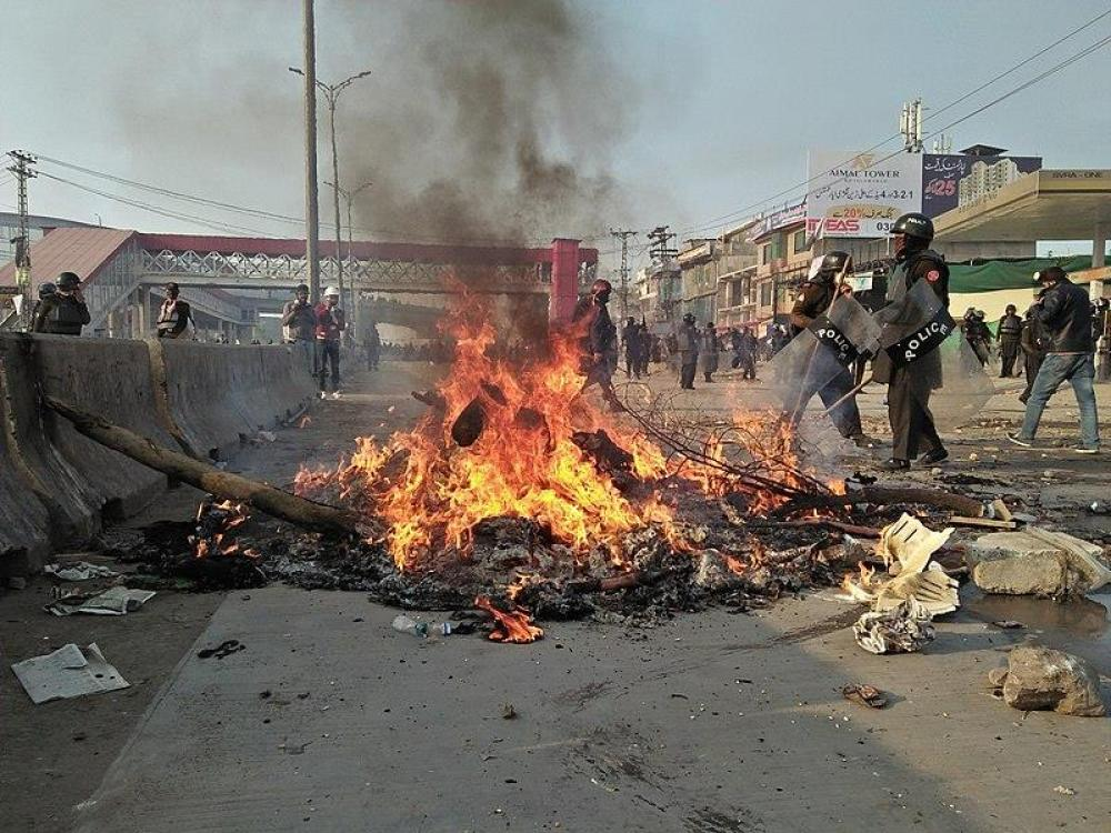Pakistan-France Conflict: Pak Minister says his govt won