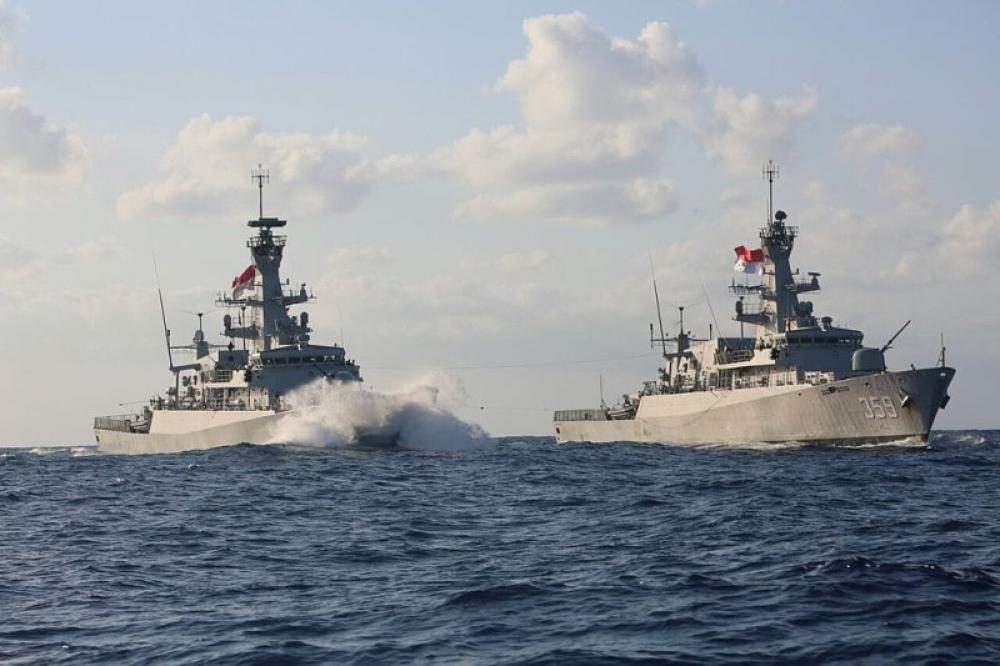 Natuna Islands: Indonesia adds patrols after detecting Chinese, US ships in South China Sea