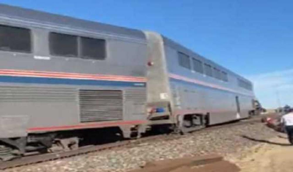 Several dead, at least 50 injured in train derailment in US