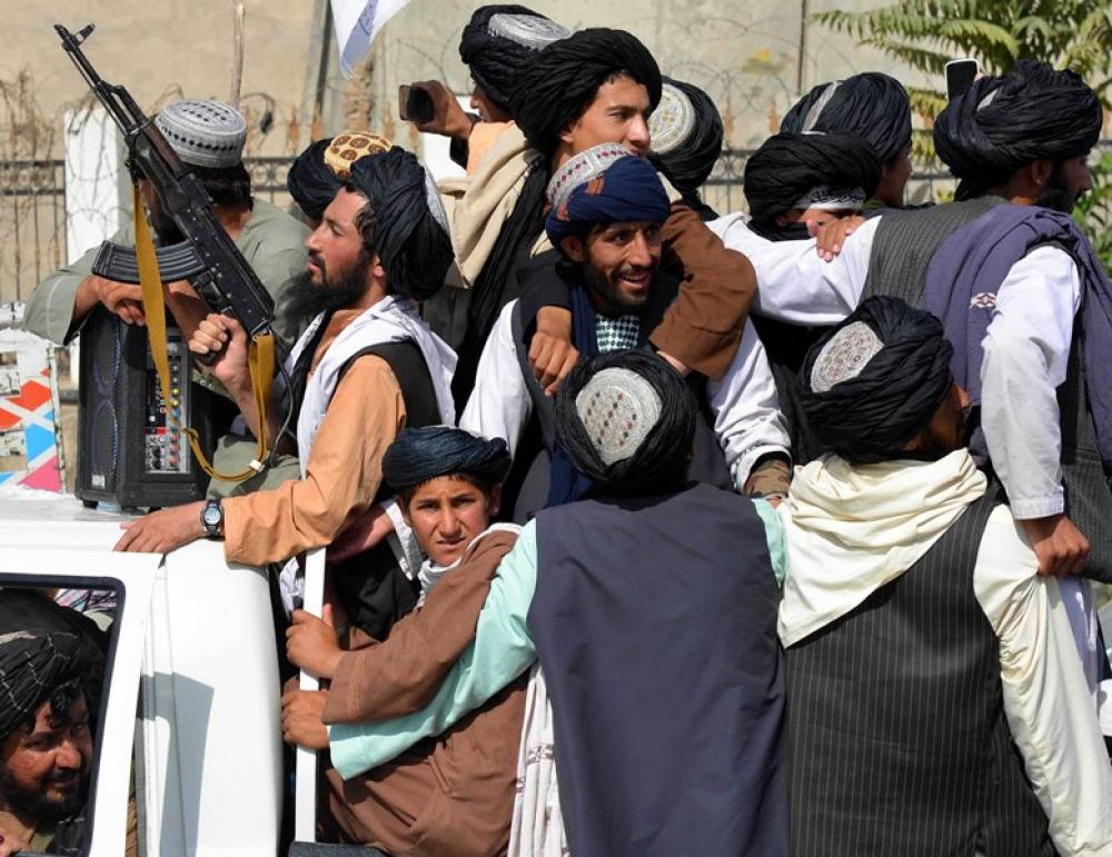 Conflict develops between Taliban leaders in Presidential Palace over govt's make-up: Reports