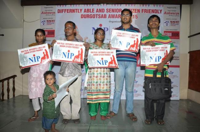 NIP organizes awards and panel discussion focusing on the differently abled and senior citizen