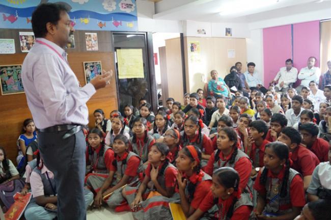 NGO Mumbai Smiles to expand Balwadi's for education development in Mumbai Slums