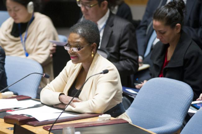 UN seeks UNSC leadership to end suffering in Syria