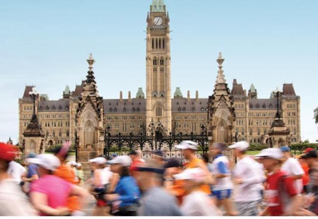 Ottawa shootings: One gunman killed