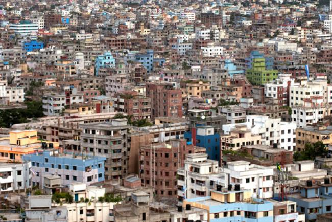 More than half of world's population now living in urban areas, UN survey finds