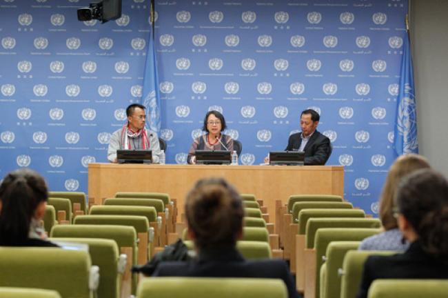 UN forum spotlights challenges of indigenous peoples