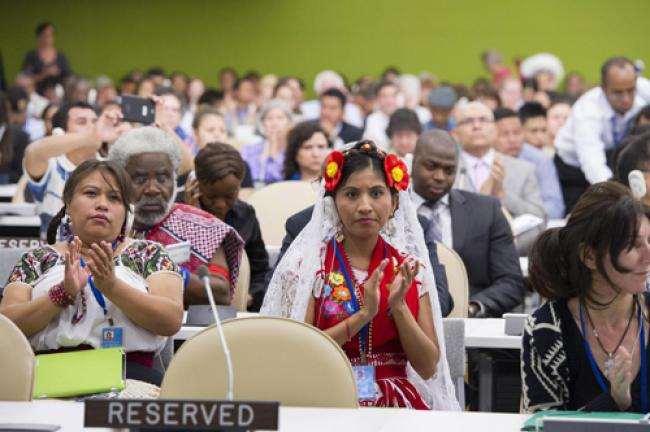 UN seeks involvement of indigenous peoples in development agenda