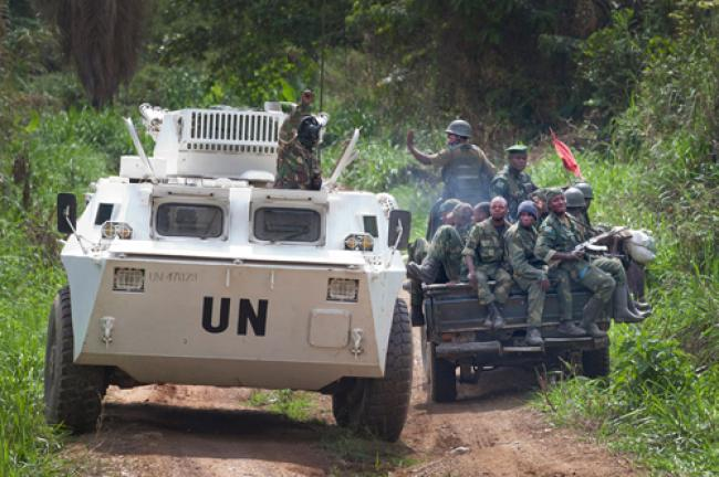 UN seeks help to build on momentum in DR Congo
