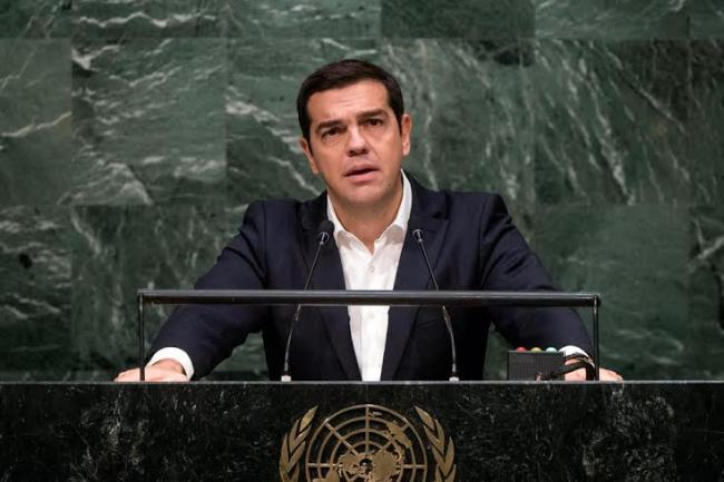 Future of Europe cannot be built on ever-higher walls: Greek Prime Minister