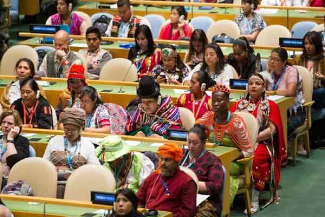 Ban urges UN system to bolster support for indigenous peoples, as annual forum concludes