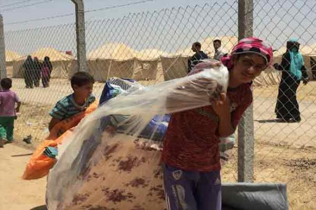 Iraq: funding is running out to help people fleeing Fallujah, UN relief official warns