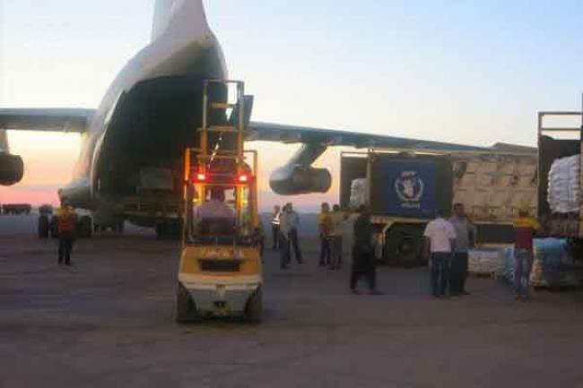 Syria: UN airlifts bring humanitarian lifeline to northeast governorate of Al Hassakeh