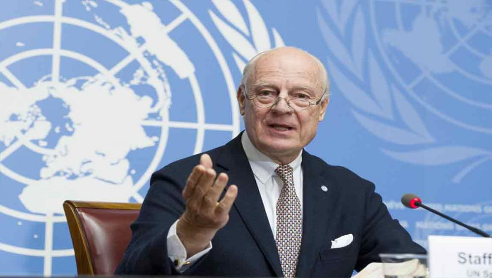 'Golden opportunity' missed for progress on intra-Syrian talks, says UN envoy