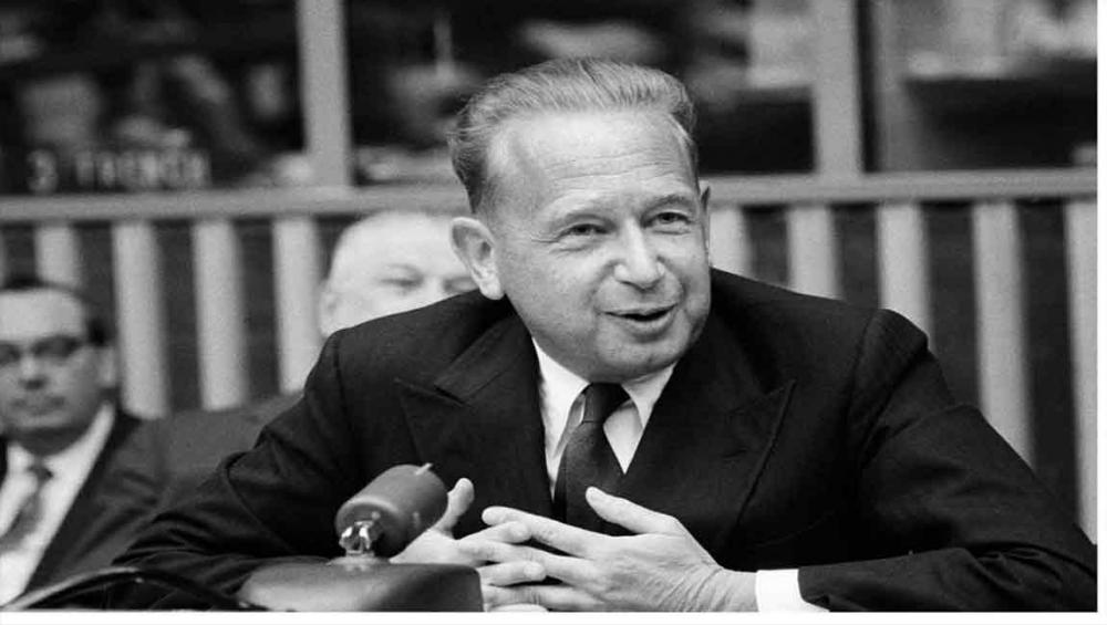 Plausible that 'attack or threat' led to crash that killed former UN chief Hammarskjöld – new report