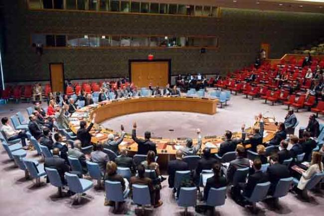 Security Council strongly condemns terrorist attack in Jerusalem that kills four Israelis