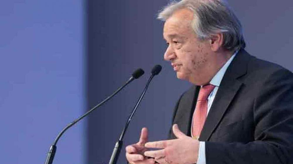 'Progress under threat,' warns UN chief on twentieth anniversary of chemical weapons convention