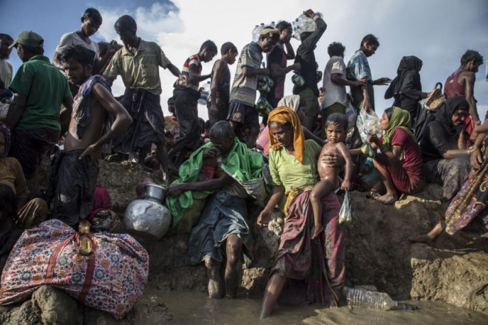 MSF report says estimated 9000 Rohingya killed between April-September