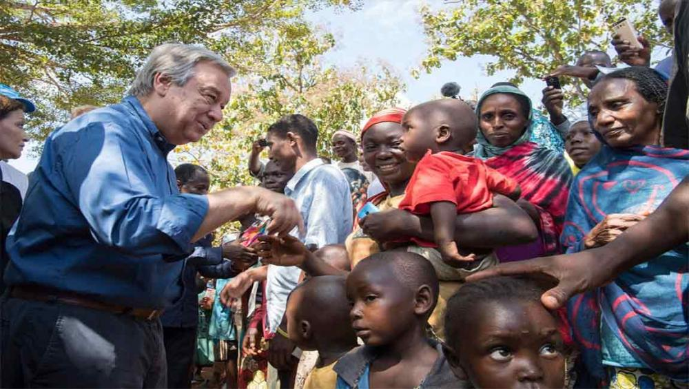 In Central African Republic, UN chief warns of religious divide, seeks global solidarity to rebuild country