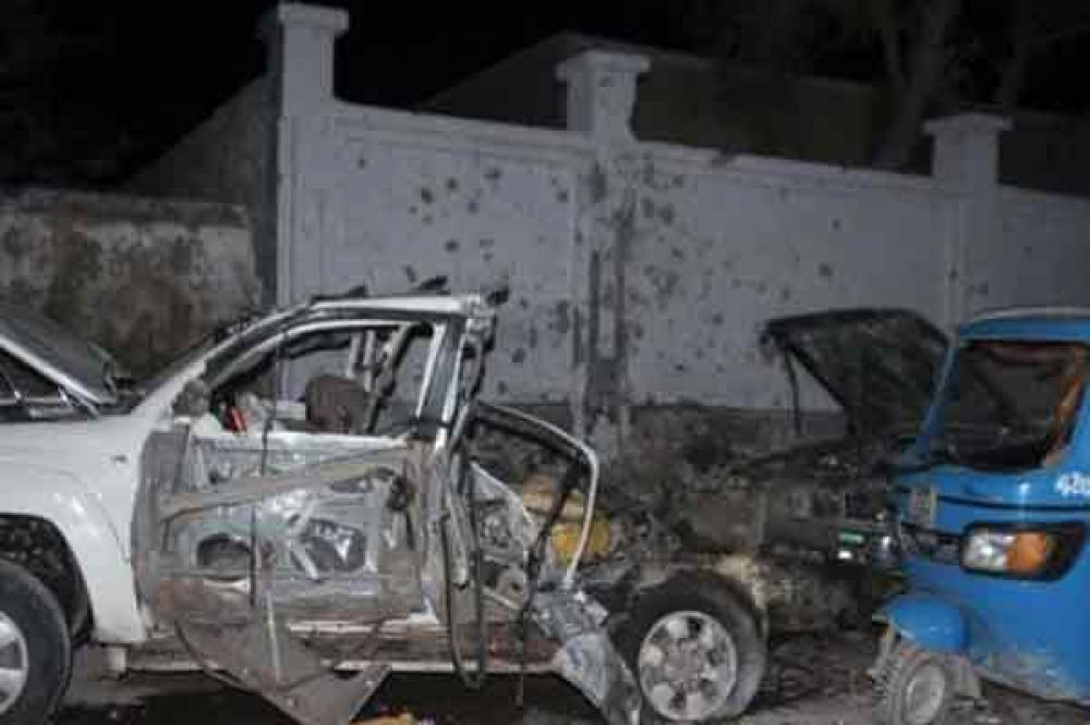 UN in Somalia condemns 'barbaric' bombings in Mogadishu