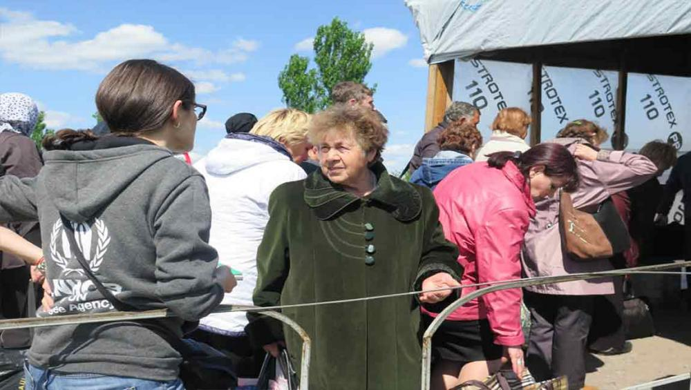 After four years of conflict, uncertainty lingers for displaced Ukrainians – UN refugee agency