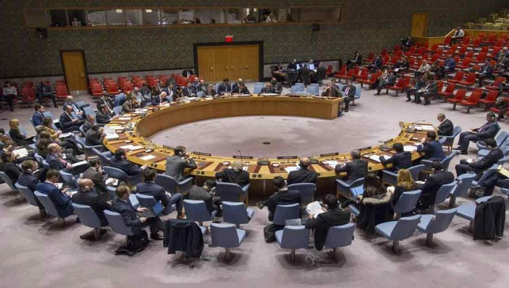 UN Security Council strongly condemns terrorist attack in Egypt