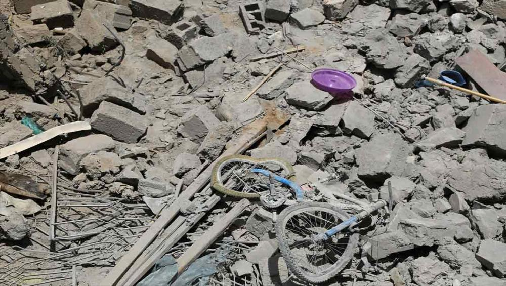 Over 130 civilians killed in 11 days in airstrikes in Yemen, reports UN rights office